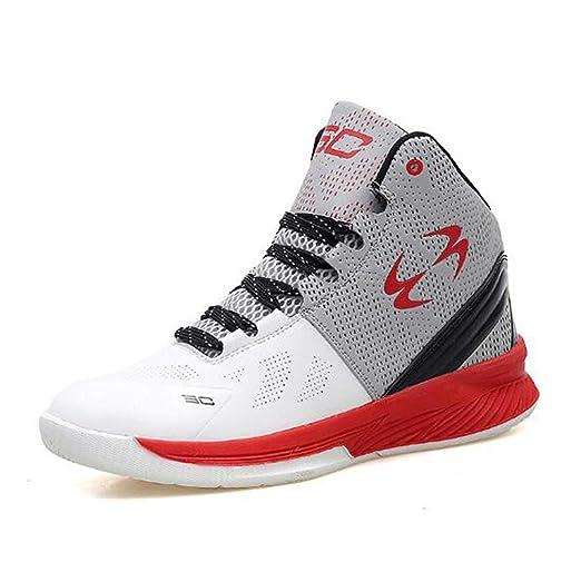 Willsky Zapatillas De Baloncesto para Hombre, Amortiguadores ...
