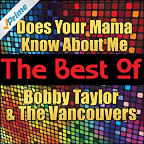 Bobby Taylor - I'll Be Moving On-Stranger Stole You From Me