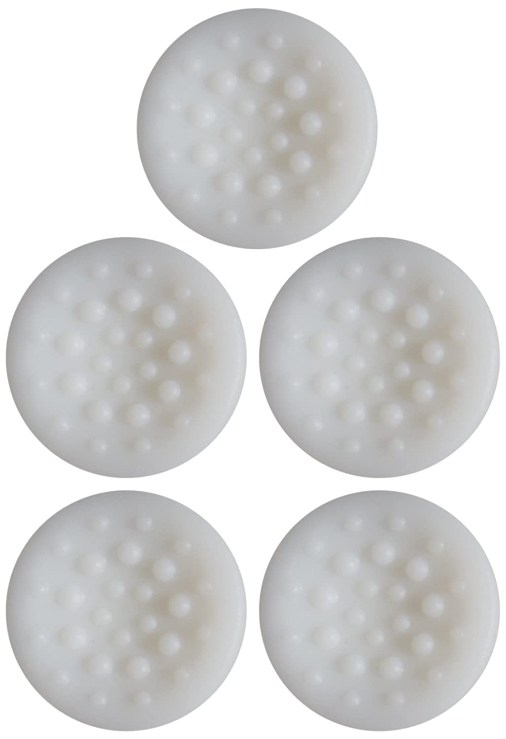 Fabulips Pout-o-Matic Replacement Heads by Bliss for Women - 5 Pc Polishing Heads 651043024319