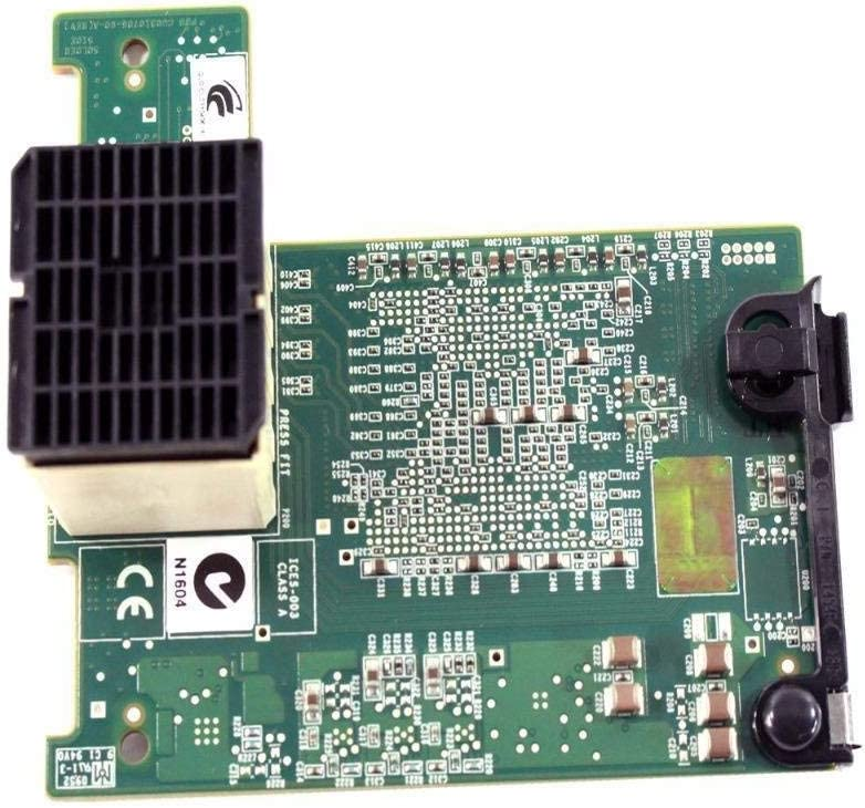PowerEdge M600 M605 M610 M610x M710 M805 M905 Emulex OCM10102-F-M Network Adapter Card K872T H813T ..Dell.