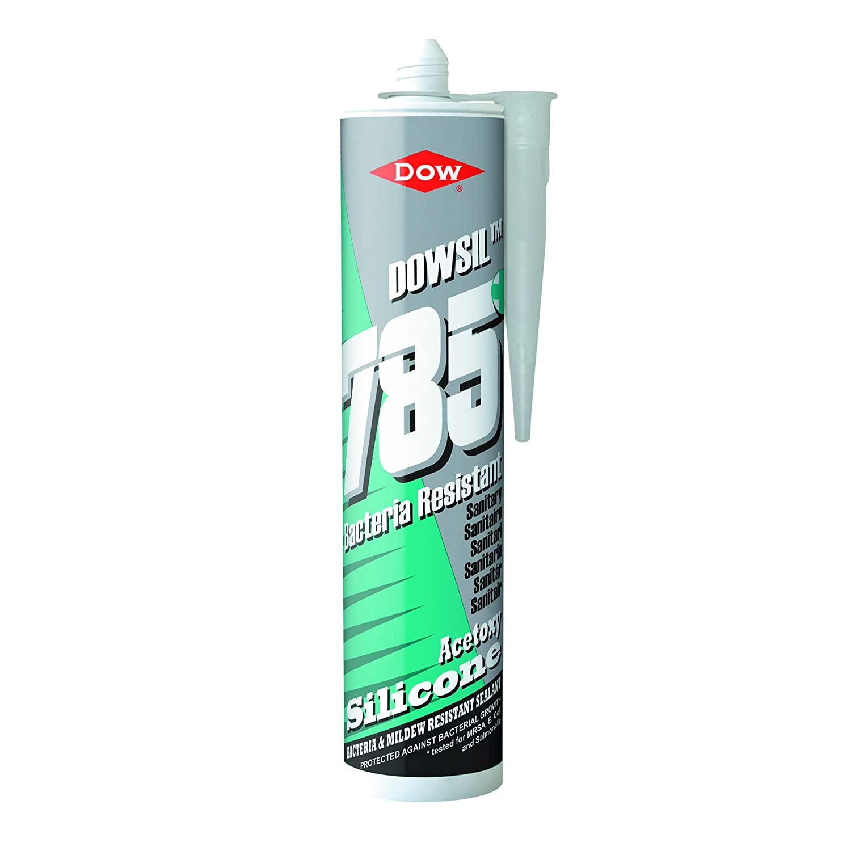 Dow Corning 785 Sanitary Sealant, Clear, 310
