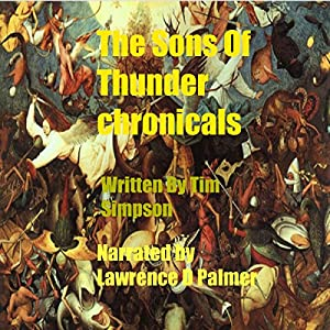 The Sons of Thunder Chronicles Audiobook