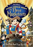 Mickey Donald Goofy: Three Musketeers [DVD] [Region 1] [US Import] [NTSC]