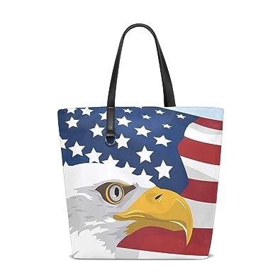 Amazon.com: Bolso bandolera para mujer, diseño de águila ...