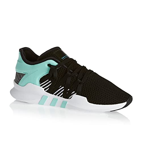 the latest 430b2 d412e Amazon.com  adidas Originals Womens EQT ADV Racing Sneakers in Elastic  Knit Fabric  Fashion Sneakers