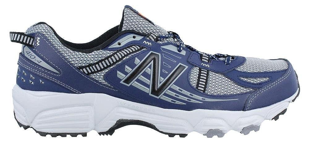 67820d5850413 Amazon.com | New Balance Men's, 410v4 Trail Running Shoes Grey Blue 8.5 D |  Running