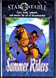 trains software - The Summer Riders: Care, Train, Compete and Master the Art of Horsemanship