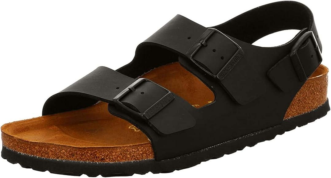 Milano Sandals 45 Black
