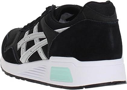 Asics Lyte-Trainer H8k2l-9096, Zapatillas para Hombre, Negro (Black H8k2l/9096), 41.5 EU: Amazon.es: Zapatos y complementos