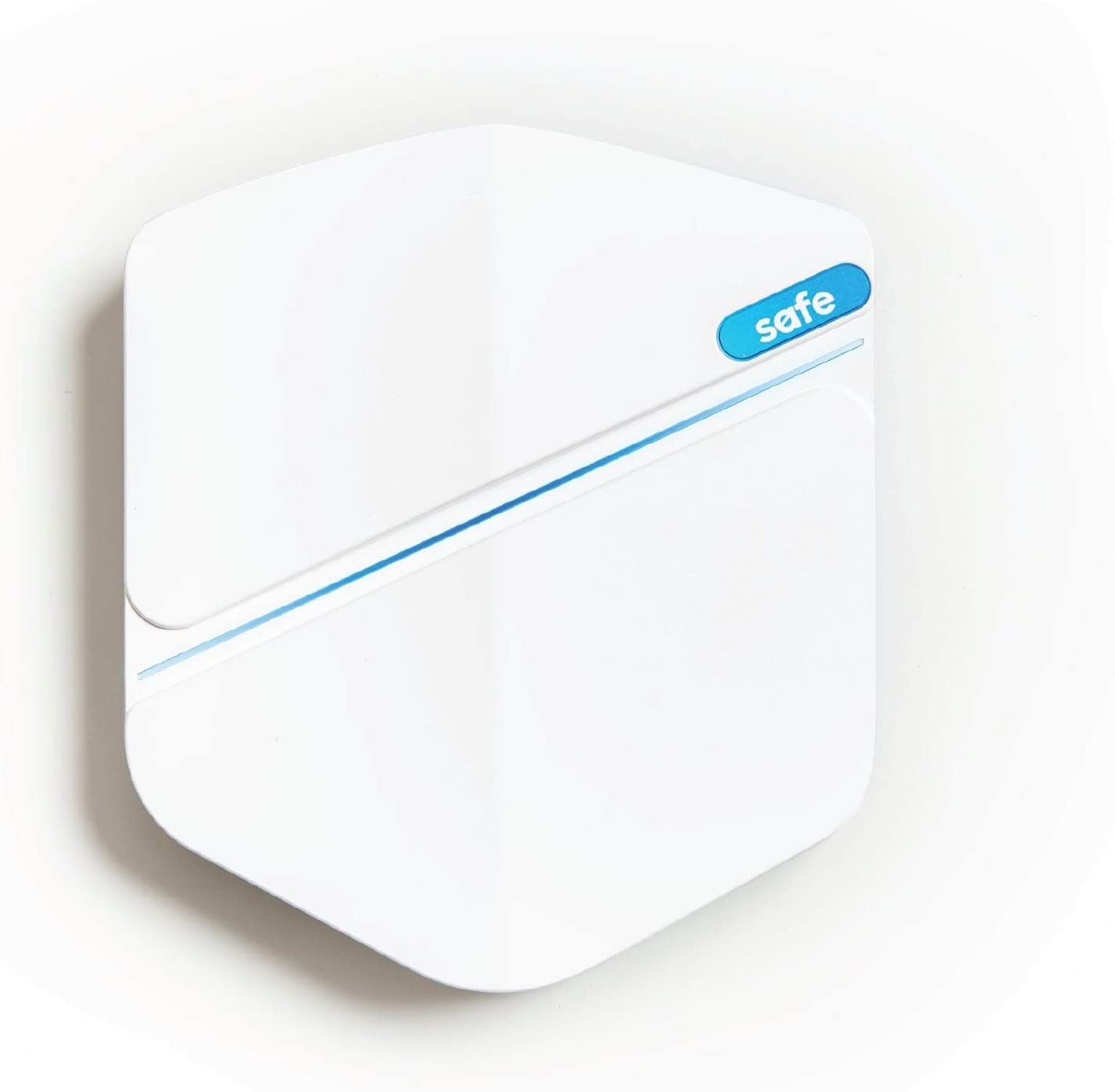 HUB6 Safe (Safe by HUB6) – Smart Home Monitoring with No Monthly Fees | Use Your Existing Alarm System (Hybrid)