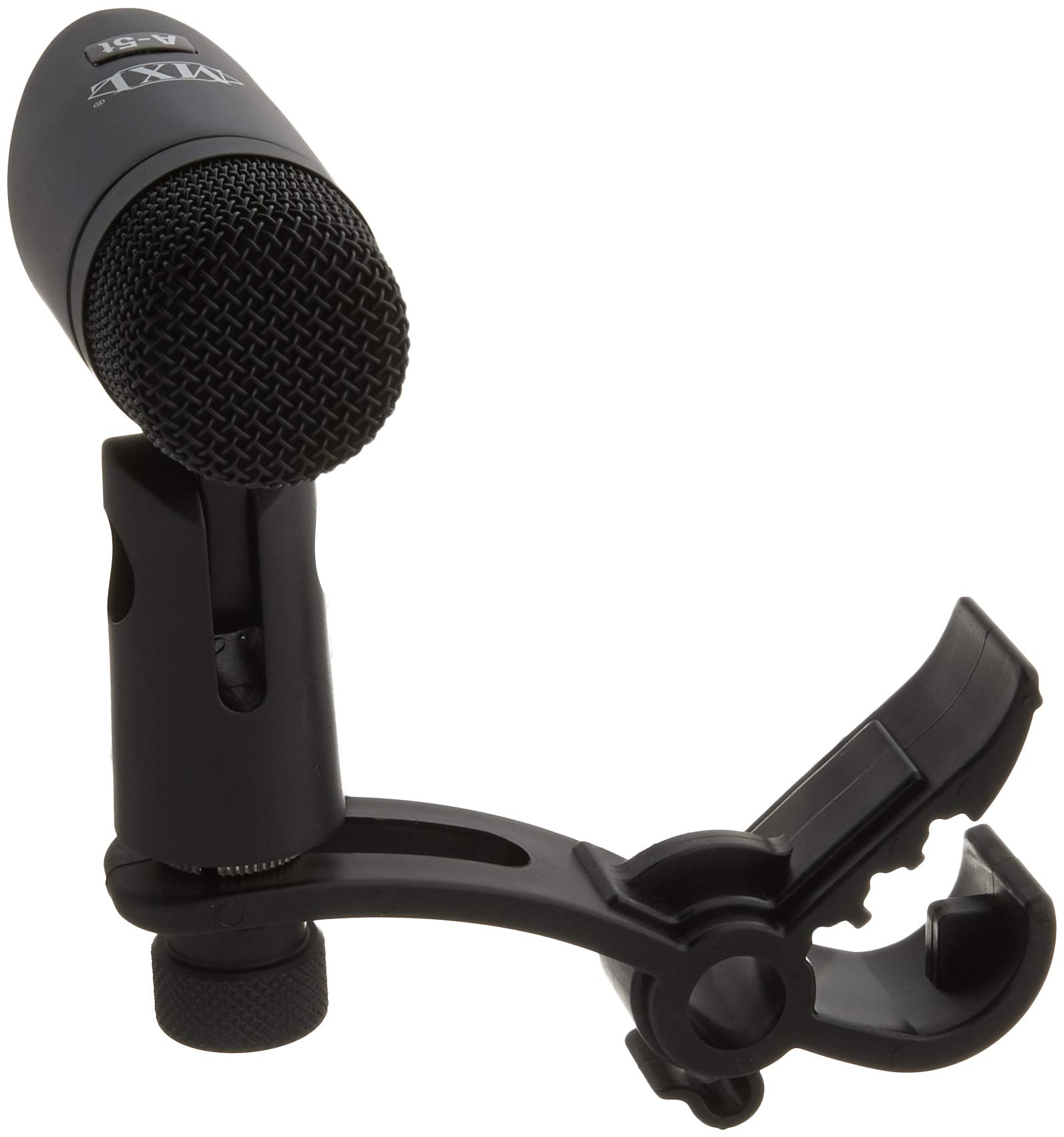 MXL A-5t Dynamic Tom Drum Microphone with Mounting Clip by MXL