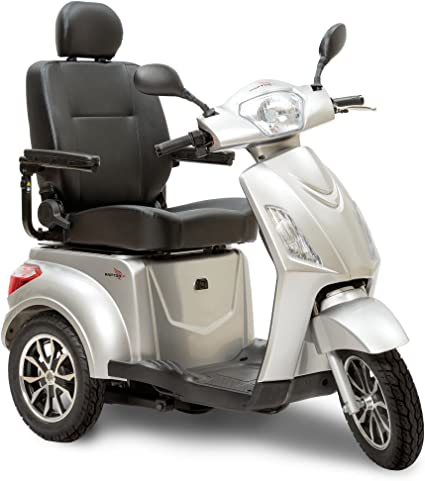 Amazon.com: Pride Movilidad Raptor 3 ruedas Scooter – Modelo ...