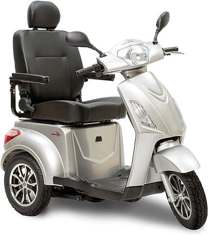 Amazon.com: Pride Movilidad Raptor 3 ruedas Scooter – Modelo ...