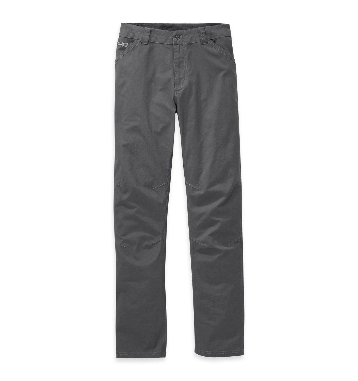 Outdoor Research Men's Brickyard Pants, Charcoal, 34