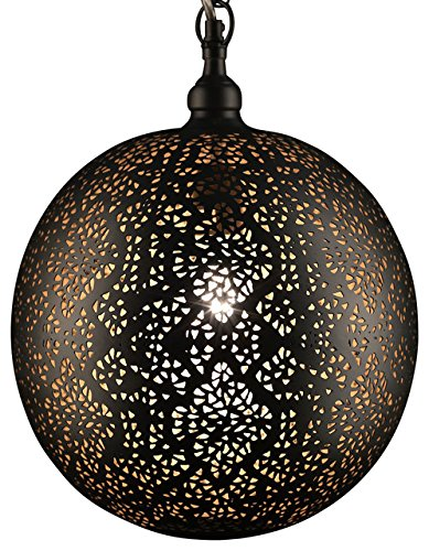 Artemano tikoni hanging lamp 11 by 11 by 16 inch