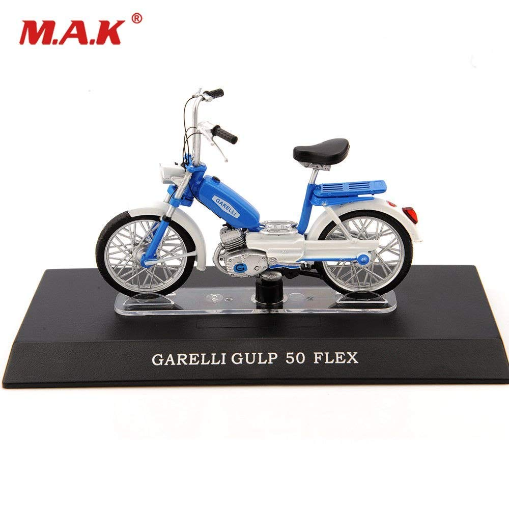 1 18 18 18 Scale Garelli Gulp 50 Flex Electric Motorcycle Collection Alloy Diecast Motorbike Vehicles Moto Kids Toys Collection Gifts 042fea