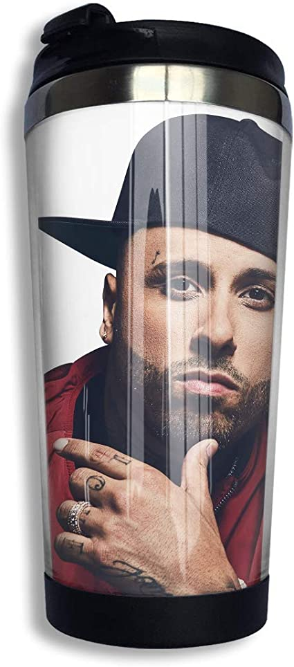 Nicky Jam Coffee Cup Stainless Steel Taza de la botella de ...
