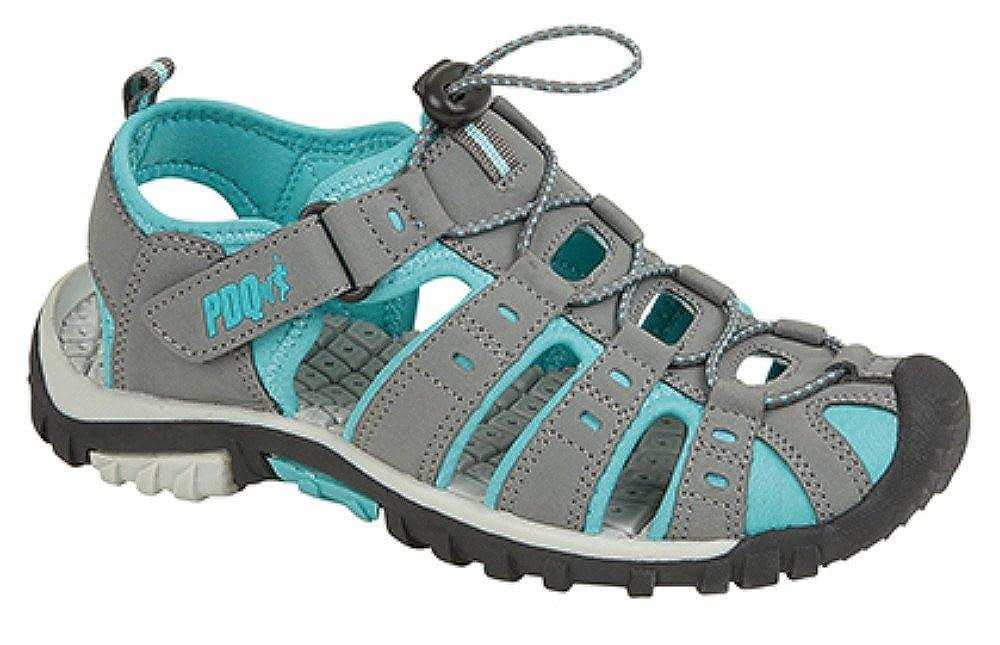 Ladies Trail Terminale Toggle Chiusura & Touch Sports Trail Ladies sandali Grigio d25a12