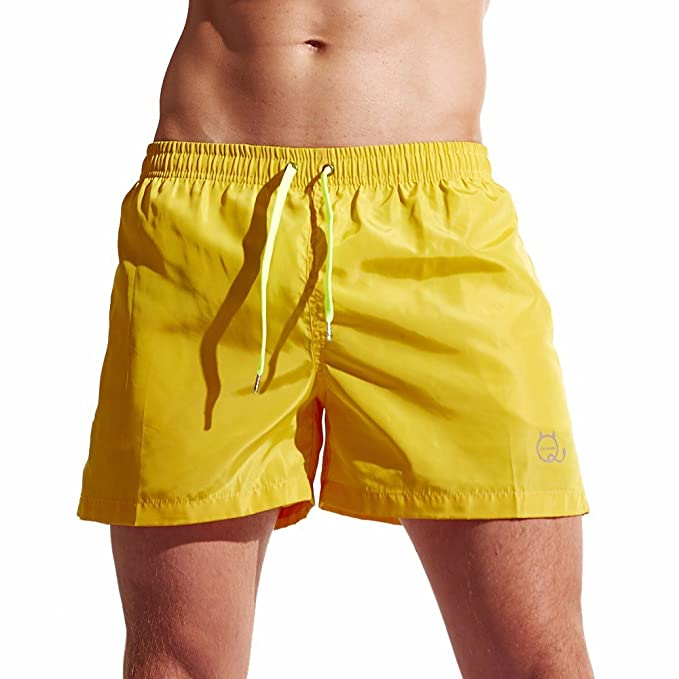9c2745e8fa4f Vectry Bañador Brasileño Hombre Traje De Baño Hombre Short De Baño ...