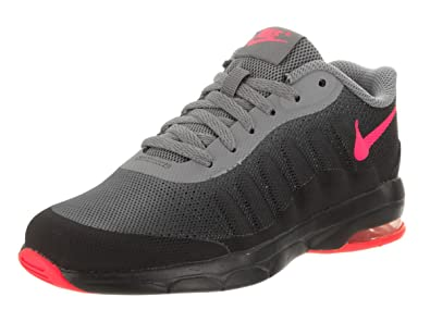 newest 0988c 64418 Nike Kids Air Max Invigor (PS) Black Racer Pink Cool Grey Running