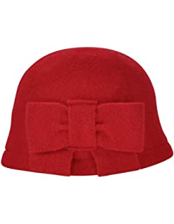Amazon.com  Dahlia Women s Reversible Wool Beret Hat - Flower ... b36487b00374
