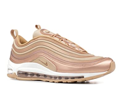 ea4ae3b0541f9 Nike Damen Air Max 97 Ultra  17 Bronze Textil Synthetik Sneaker 36.5 ...