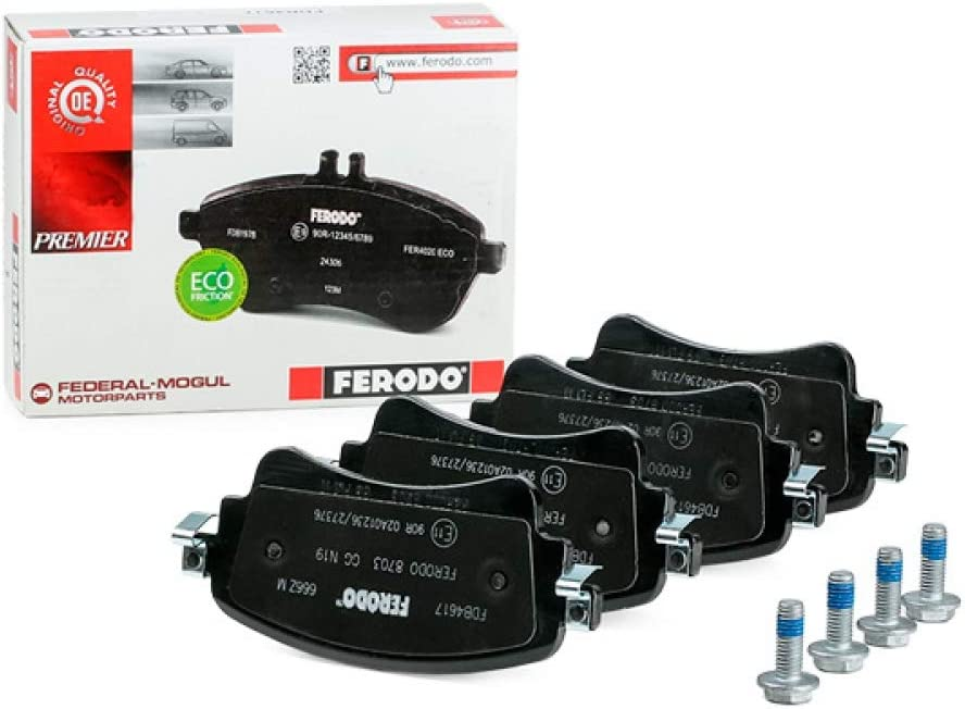 FERODO FDB4617 Brake Pads