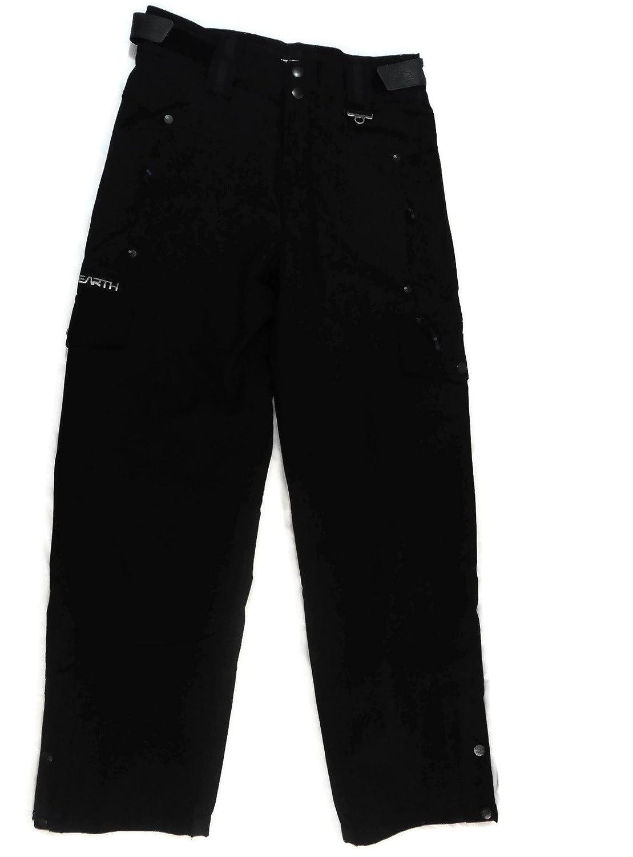 89b37d4ee41 Ocean & Earth Pro (Oepro) Series Men's Snow Pants Black