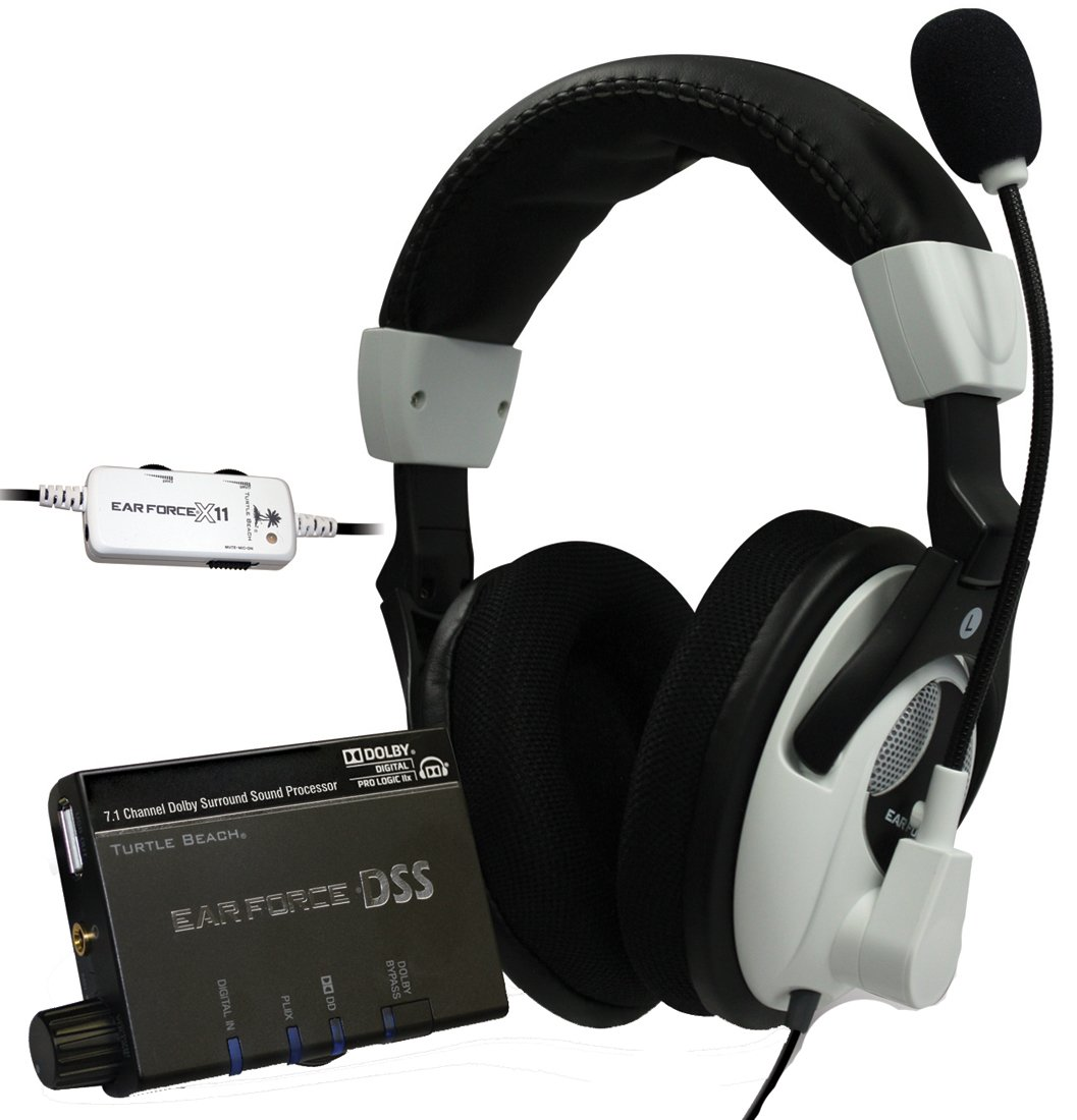 Amazon.com: Turtle Beach Ear Force DX11 7.1 Dolby Surround Sound ...