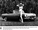 1971 MG MGB & Model Factory Photo