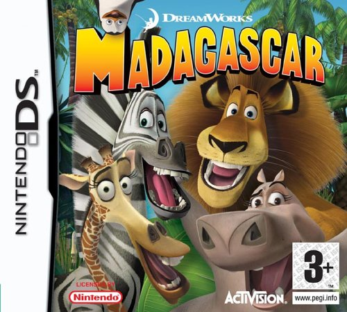 Madagascar Nintendo DS Amazoncouk PC Video Games