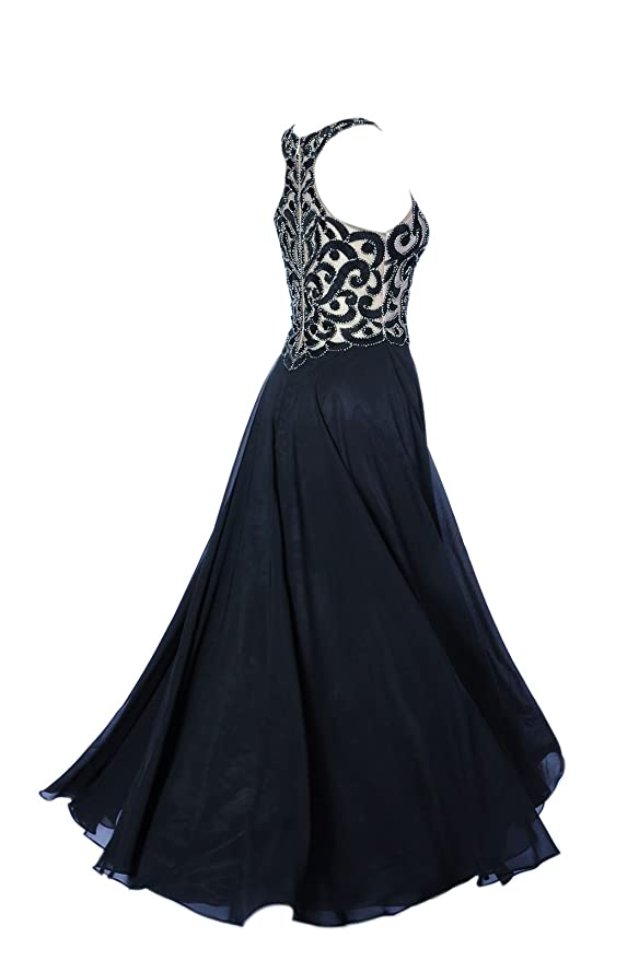 d9c8baac593f Adorona Spandex Natural Straps A-Line Long Formal Dresses for Women Evening  Cocktail Dress at Amazon Women's Clothing store: