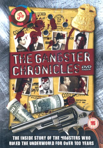 The gangster chronicles [dvd]: amazon. Co. Uk: brian benben.