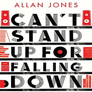 Can't Stand Up for Falling Down Audiobook