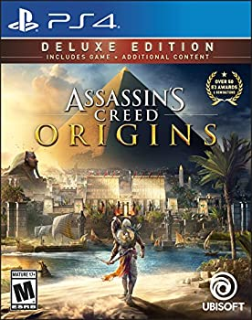 Assassins Creed: Origins Deluxe Edition for PS4