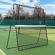 Jumbo Tennis Rebounder [9ft x 7ft] Training Tool   Tennis Practice Equipment   Outdoor Rebounder   Solo Tennis