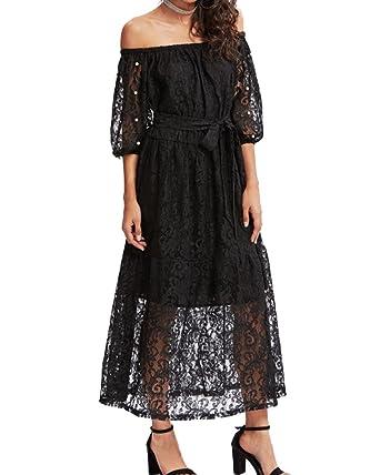 57690abc5b8a Aofur New Plus Size 8-24 Ladies Womens Summer Maxi Boho Long Dress Evening  Cocktail Party Dress (22