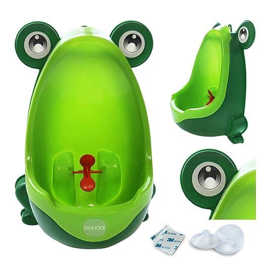 3 opinioni per Rana Bambini Potty Toilet Training bambini orinatoio per ragazzi Pee Trainer