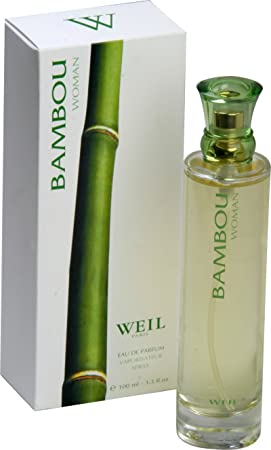 Weil Parfums Bambou Parfum Femme Fruité Fleuri Eau De Parfum