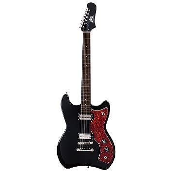 Guild S-50 Jetstar - Guitarra eléctrica, color negro