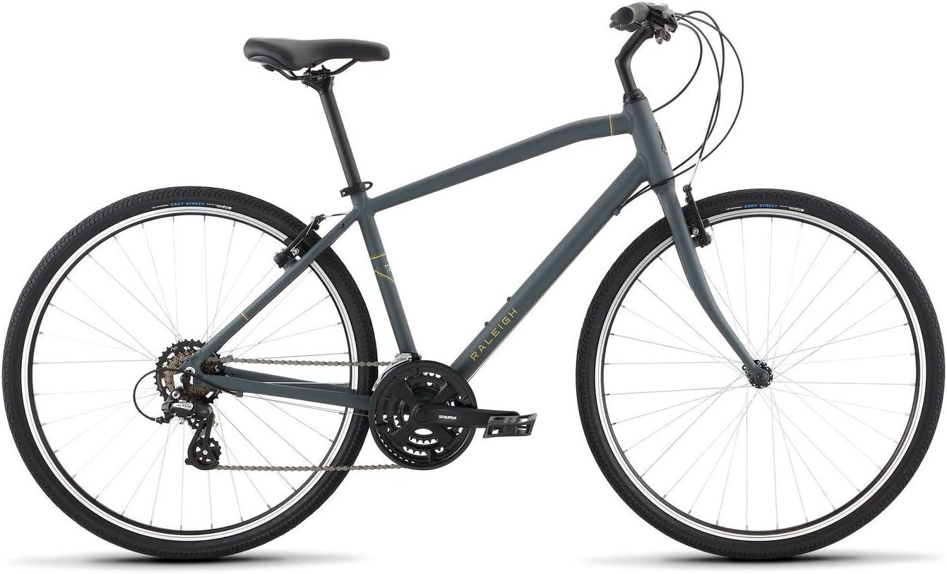 Raleigh Detour True Comfort Hybrid Commuter Bike
