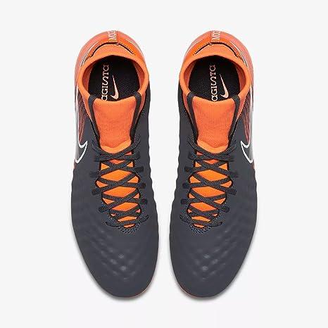 1e4219891b264c Nike Scarpe Calcio Magista Obra II Academy DF FG Fast AF Pack Grigio ...