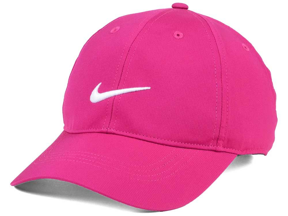 Amazon.com  NIKE Men`s Legacy 91 Custom Tech Golf Hat (Max  Orange(727043-607) Black dfb070017be