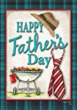 Happy Fathers Day Dad House Flag 28 x 40 Review