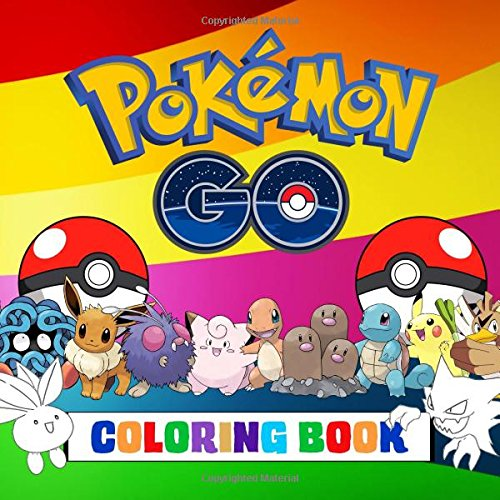 Pok%C3%A9mon Coloring Book Fantastic containing product image
