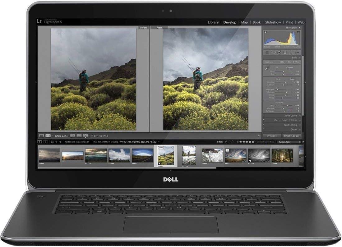"Dell Precision M3800 15.6"" Touchscreen LED Mobile Workstation - Intel Core i7 i7-4712HQ 2.30 GHz - Silver PM3800-17944SLV (Renewed)"