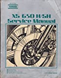 Yamaha XS 650 H/SH Service Manual