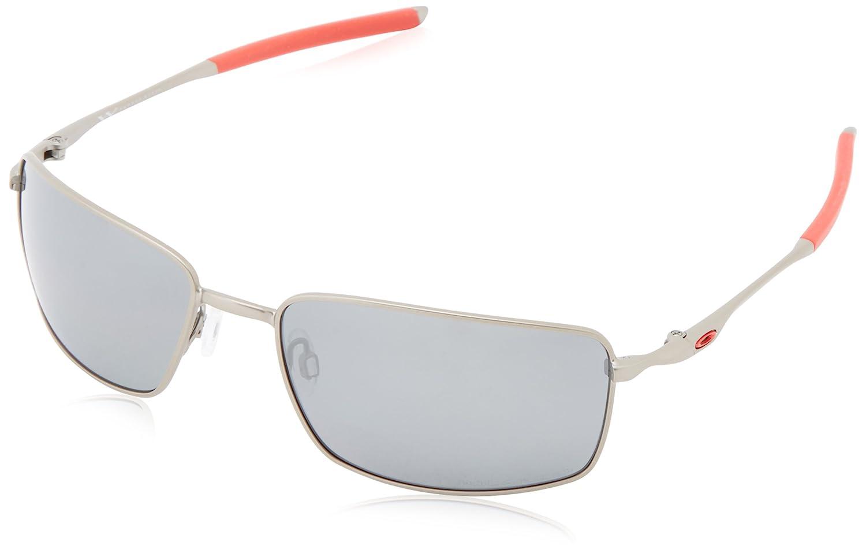 5634de35e6 Oakley Mirrored Rectangular Men s Sunglasses - (0OO407540750760