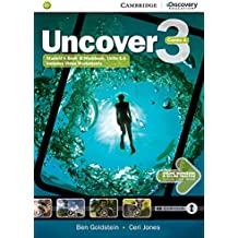 Uncover Level 3 Combo A with Online Workbook and Online Practice