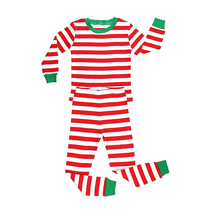 95b8b3cb3b Elowel - Pijama para Bebe Unisexo Chicas Chicos Algodon